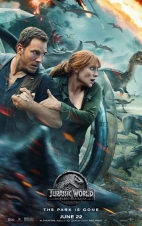 JURASSIC WORLD: FALLEN KINGDOM 3