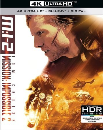 MISSION: IMPOSSIBLE 2 (4K UHD) 1
