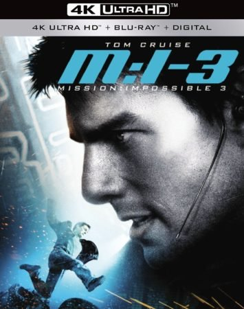 MISSION: IMPOSSIBLE 3 (4K UHD) 1