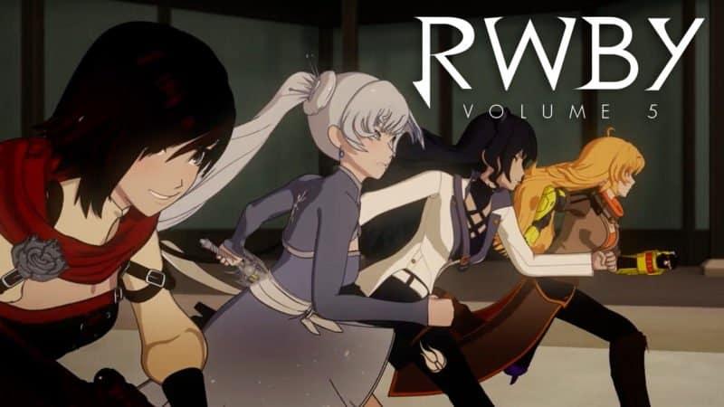 RWBY: VOLUME 5 1