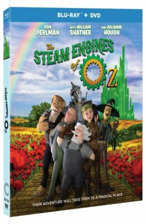 STEAM ENGINES OF OZ, THE 3