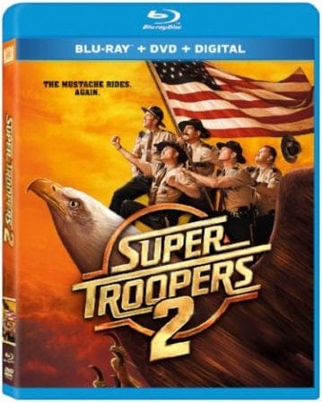 Mustache Meets Mountie as SUPER TROOPERS 2 Arrives on Digital July 3 and Blu-ray & DVD July 17 5