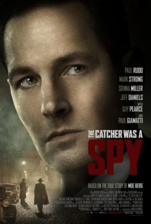 CATCHER WAS A SPY, THE 16