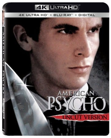 American Psycho arrives on 4K Ultra HD™ Combo Pack (Plus Blu-ray™ and Digital) 9/25 6