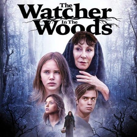 THE WATCHER IN THE WOODS on DVD 9/11 1