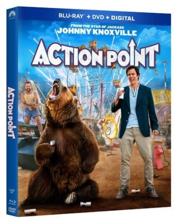 ACTION POINT arrives on Digital August 14th and Blu-ray Combo Pack August 21st 12