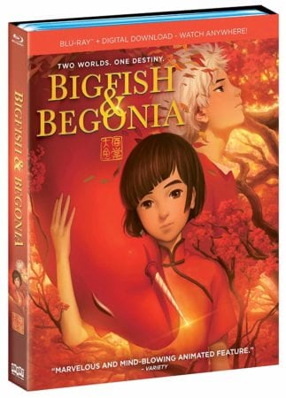BIG FISH & BEGONIA 5