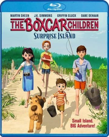 BOXCAR CHILDREN, THE - SURPRISE ISLAND 1