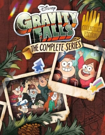 GRAVITY FALLS: THE COMPLETE SERIES 7