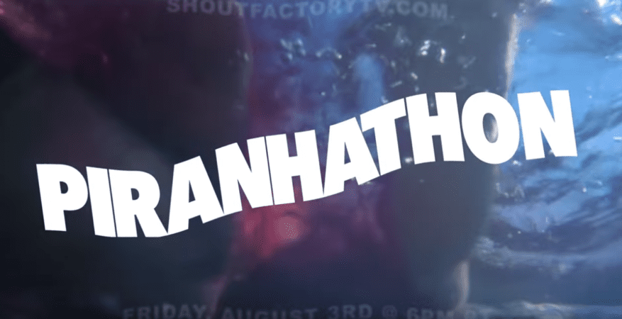 Shout! Factory TV & Twitch to Host 24-Hour 'Piranhathon' Livestream Event for Film's 40th Anniversary 3