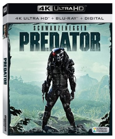 HOME VIDEO NEWS: PREDATOR 4K, AMERICAN MURDER MYSTERY, OCCUPATION, BILL MAHER, JACK RYAN 4K, I FEEL PRETTY, ALL STYLES and more! 5