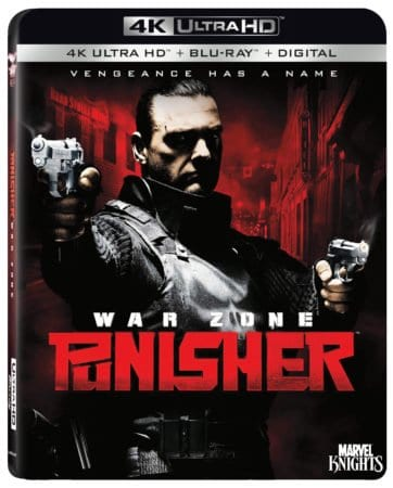 PUNISHER: WAR ZONE (4K ULTRA HD) 3