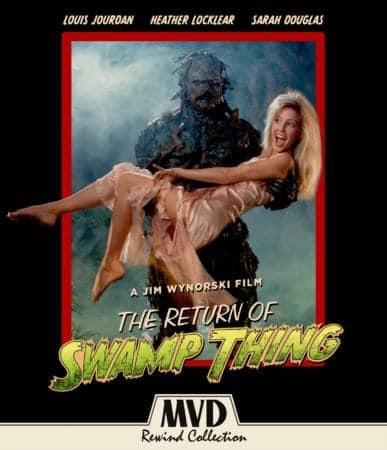 RETURN OF SWAMP THING, THE: SPECIAL COLLECTOR'S EDITION 1