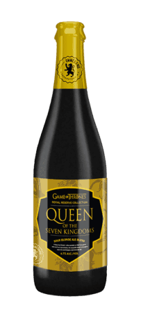 Queen of the Seven Kingdoms, Brewery Ommegang's second beer in Game of Thrones-inspired Royal Reserve Collection 7