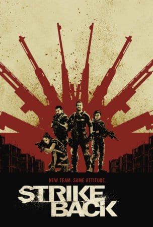 STRIKE BACK: SEASON FIVE 1