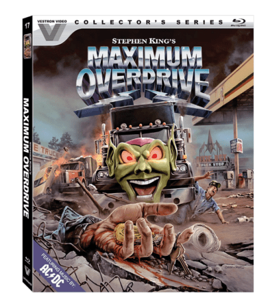 MAXIMUM OVERDRIVE on Blu-ray 10/23 32