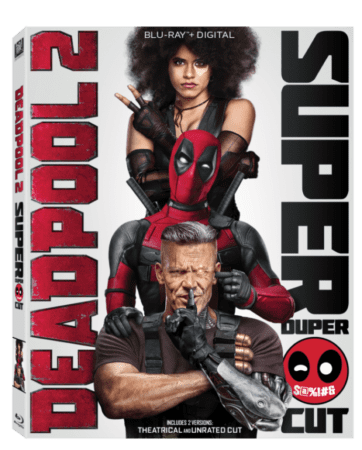 DEADPOOL 2: SUPER DUPER CUT 1