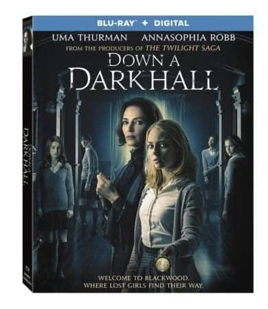 Down a Dark Hall arrives on Blu-ray™ (plus Digital), DVD, and Digital October 16 18