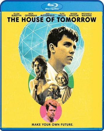 THE HOUSE OF TOMORROW 1