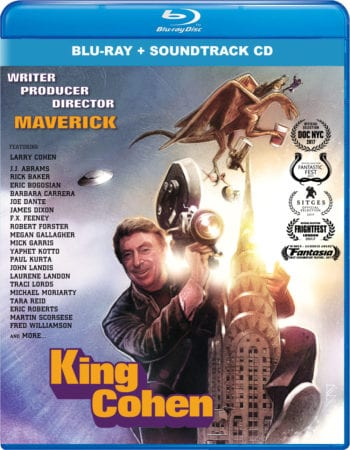HOME VIDEO WEEKEND ROUNDUP: King Cohen, Sicario: Day of the Soldado, The Matrix Trilogy 4K, Blue Underground Fall 2018, Paper Year 3