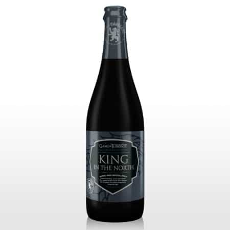 King in the North, Final Beer in Game of Thrones®-inspired Royal Reserve Collection Available on Black Friday 1