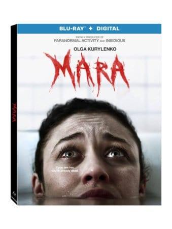 Mara arrives on Blu-ray™ (plus Digital), DVD and Digital November 6 1