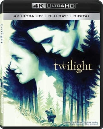 Twilight arrives on 4K Ultra HD™ Combo Pack plus Blu-ray and Digital on 10/23 14