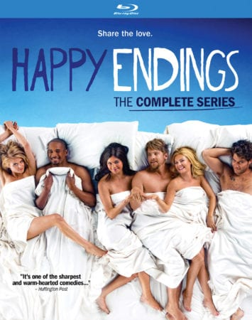 HAPPY ENDINGS: THE COMPLETE SERIES 5