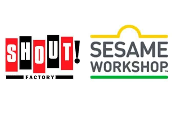 Shout! Factory and Sesame Workshop announce a new distribution partnership for the iconic Sesame Street home entertainment library. 1