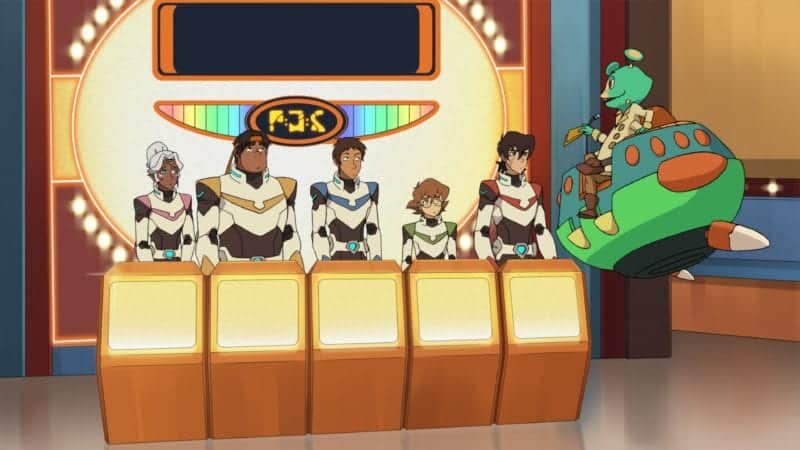 New Season of Voltron debuted on Netflix this past Friday. Watch a Family Feud style clip. 1