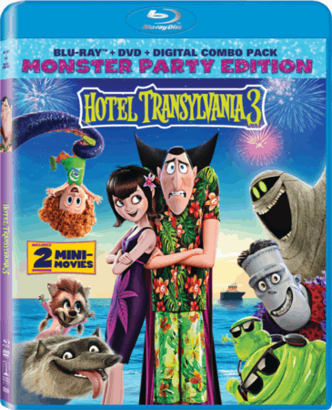 Home Video News Roundup: Hotel Transylvania 3, Blue Underground Fall 2018, Sorry to Bother You, Rodin 3