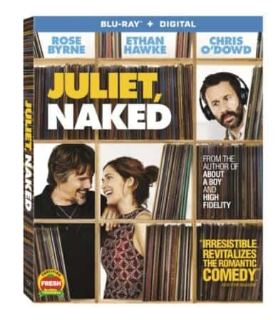 JULIET, NAKED on Digital 10/30 and Blu-ray & DVD 11/13 6