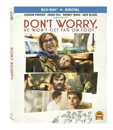 Don't Worry, He Won't Get Far on Foot (2018) 5