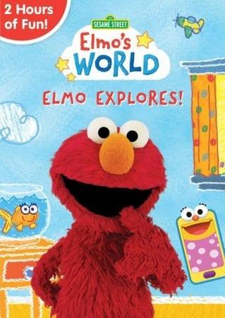 ELMO'S WORLD: ELMO EXPLORES! (2018) 4