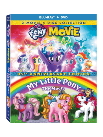 My Little Pony 35th Anniversary Edition Collection Arrives on Blu-ray 10/16 1