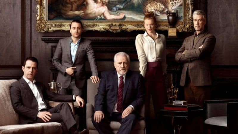 Succession: The Complete First Season 9