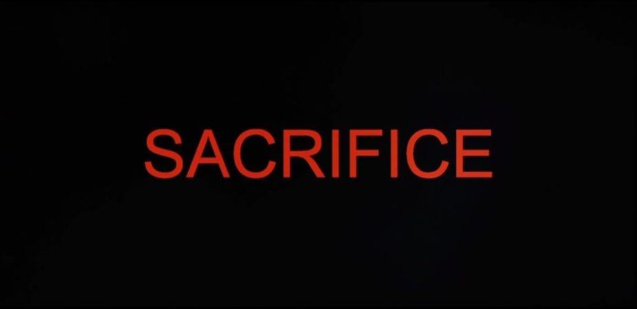 AMERICAN GUINEA PIG: SACRIFICE 1