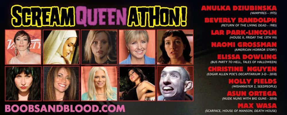 The BOOBS & BLOOD Festival is back - with all-women judges, a WOMEN IN HORROR panel & fundraising for Breast Cancer Charity 5