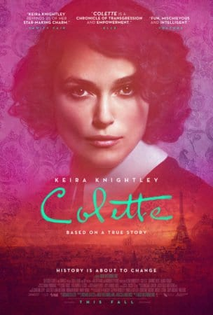 Colette review: Keira Knightley did something in 2018 12