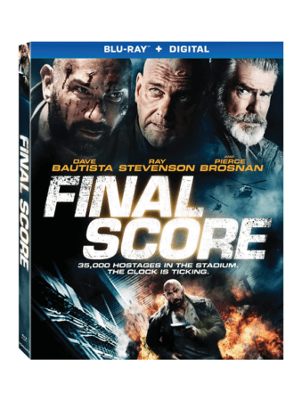 Final Score arrives on Blu-ray™ (plus Digital), DVD and Digital November 13 9