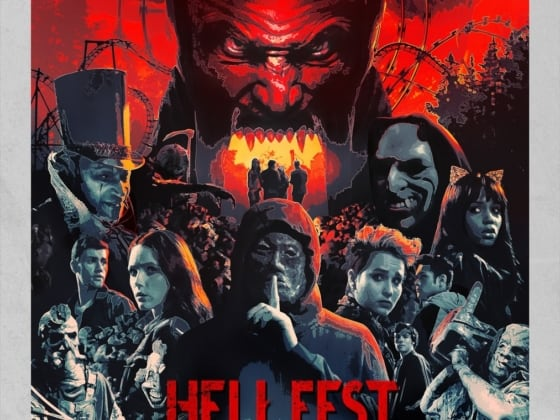 Hell Fest older poster