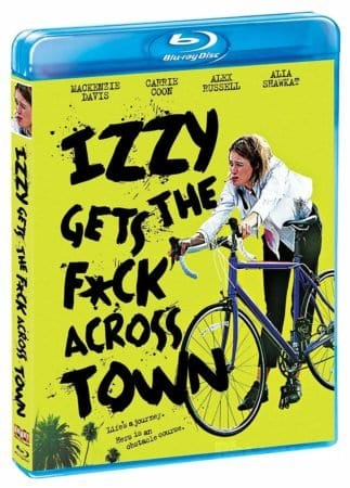 IZZY GETS THE F*CK ACROSS TOWN (2017) 13
