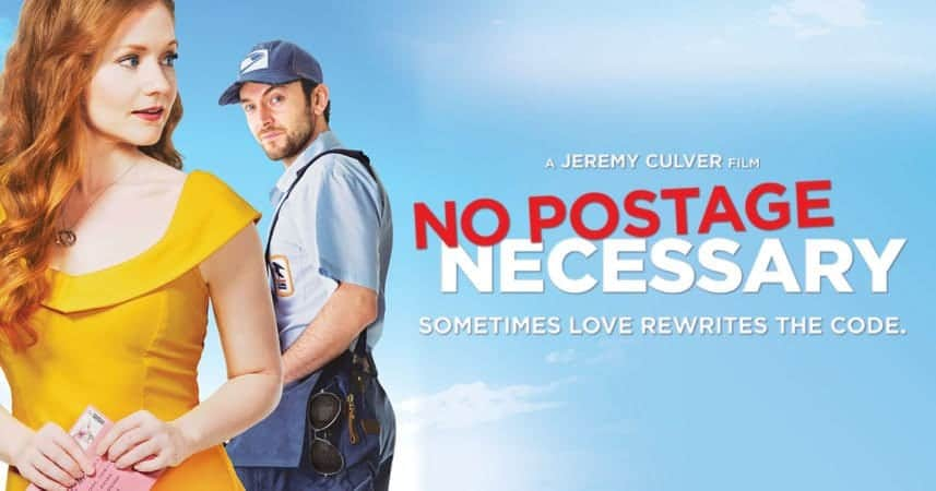 Enter to win a Blu-ray copy of No Postage Necessary! 10