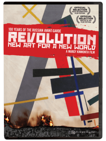 REVOLUTION: NEW ART FOR A NEW WORLD 1