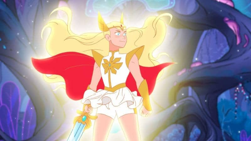 DreamWorks She-Ra and the Princesses of Power Debuts Friday, 11/16/18 Only on Netflix! Check out the trailer! 1