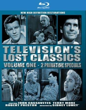 TELEVISION'S LOST CLASSICS: VOLUME ONE 12