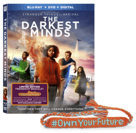 THE DARKEST MINDS arrives on 4K Ultra HD, Blu-ray™, and DVD on October 30 14