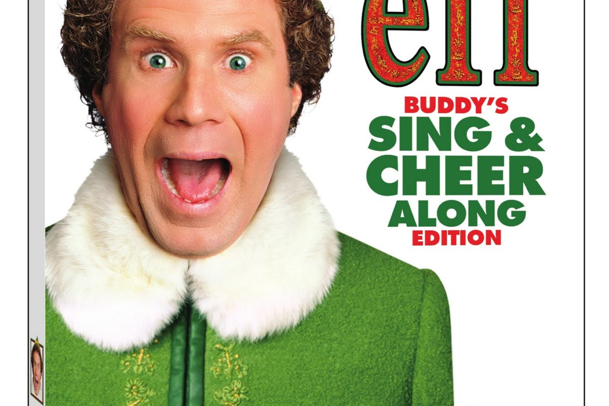 Elf 15th Anniversary Buddy's Sing & Cheer Along Edition arrives on DVD and Digital November 27th