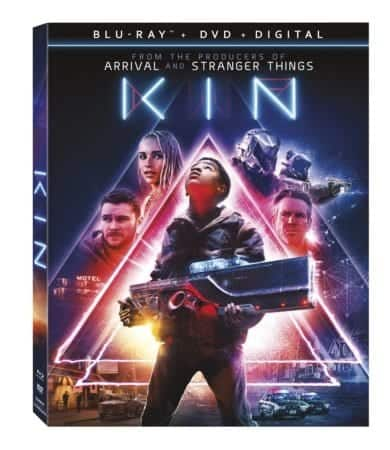 Kin arrives on Digital November 6 and on 4K Ultra HD, Blu-ray™ Combo Pack, DVD, and On Demand 11/20 1
