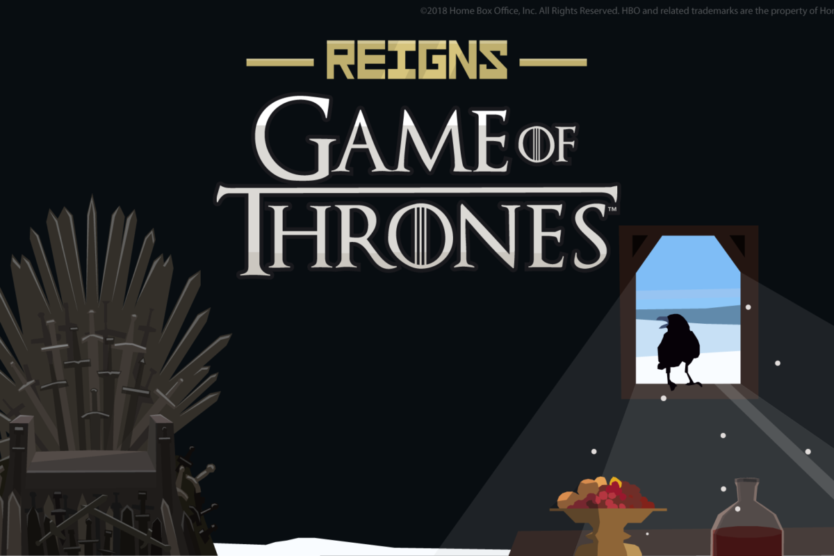 Reigns: Game of Thrones Available Now on iOS, Android, and PC